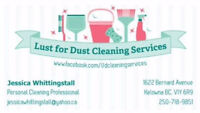 Lust for Dust Cleaning Services