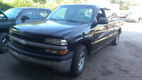 2002 Silverado 1500 CERTIFIED, E TESTED NEW BRAKE LINES