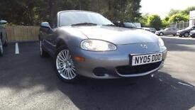 Mazda MX-5 35,000 Mls 1.8i Ltd Edn Euphonic Glasgow Scotland