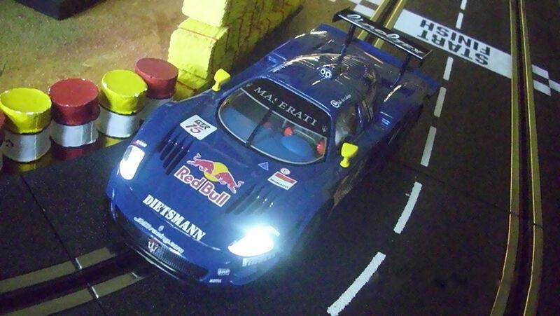 Die Auto-Modelle der Carrera 132-Serie