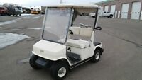 Golf Cart..Serviced and Inspected