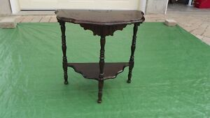 Antique Side Table Stratford Kitchener Area image 8