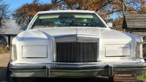 1979Lincoln Continental Mark five