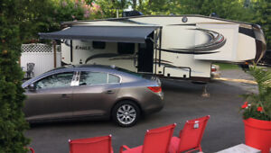 Fifth wheel eagle jayco 30 pied 2014 avec garentie 2021