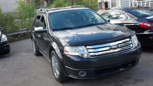 2008 FORD TAURUS X! LIMITED! AWD! 7 SEAT! LEATHER SEAT! SUNROOF!