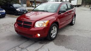 2007 Dodge Caliber SXT ,LOW KM , CERTIFIED