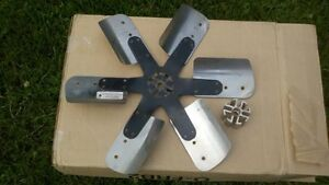 A Selection of Engine Fans & Spacers.