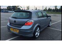 Vauxhall Astra X pack model 150bhp full mot !