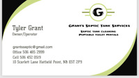 Grant's Septic Tank Services