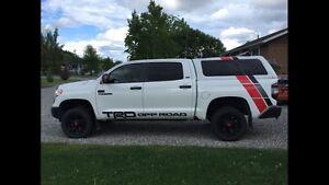Boite de fibre Toyota Tundra Crew Max Lac-Saint-Jean Saguenay-Lac-Saint-Jean image 2