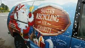 Santa's Recycling for Charity North Shore Greater Vancouver Area image 5