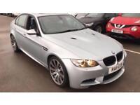 2011 BMW M3 4.0 V8 DCT AUTO SALOON 4 DOOR