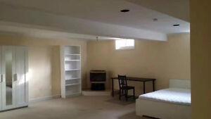 Nice basement room in westmount Summer special