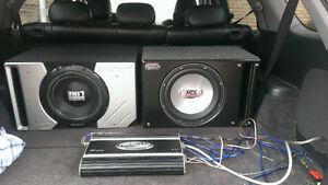 Sub setup for sale