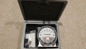 DWYER 2000-60PA MAGNEHELIC DIFFERENTIAL PRESSURE GAGE