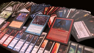 Magic the Gathering Lot - 100 CARDS - Uncommons/Commons