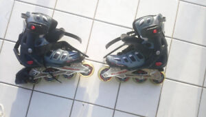 Core XTV High Level Performance Rollerblades - W 8.5