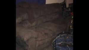 Free couch for pick up today