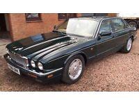Jaguar XJ Executive LPG Gas Conversation Green 1997 Petrol