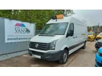 2014 Volkswagen Crafter 2.0TDi ( 109PS ) BMT CR35 LWB, PERFECT CAMPER PROJECT