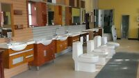VANITES DE TOILETTES/BATHROOM VANITIES