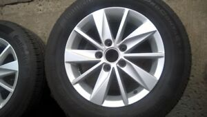 CONTINENTAL PROCONTACT TX TIRES 185-65-15 EXCELLENT CONDITION