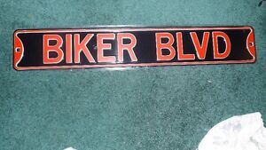 BIKERS SIGN  (DELETE WHEN SOLD)