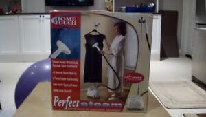 Steamer garment commercial half price