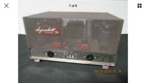 Dynaco ST 70 Tube Amplifier (Recapped & Restored)