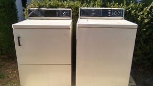 General electric washer and dryer