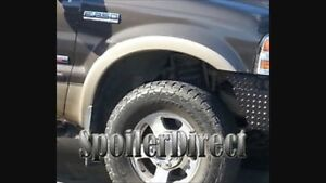 Wanted superduty fender flares