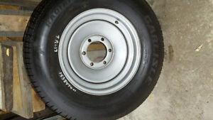 UNE roue remorque (trailer),st225-75-15