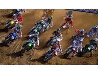 Motocross project wanted
