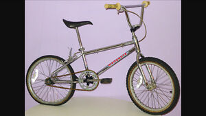 WANTED VINTAGE BMX BIKES & PARTS Top dollar PAID!