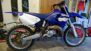 Looking for blown 2 strokes! 95 to mid 2000. I have cash ready