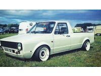 Vw mk1 caddy