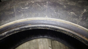 Winter Tires 215 / 70 R16