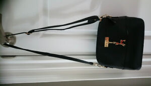 New Leather Black purse
