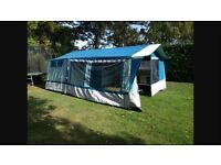 2003 Conway Vision trailer tent