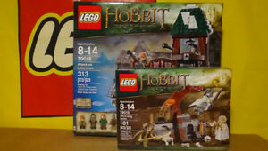 Lego The Hobbit lot: 79016 79015,all new