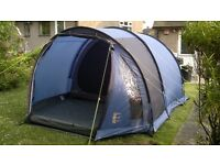 NEW - Gelert 4 tent & groundsheet