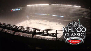 Canadiens Superbowl Weekend Family Classic 100