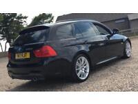 2011 BMW 3 Series 3.0 335d M Sport Touring 5dr Diesel Automatic (178 g/km,