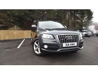 Audi Q5 2.0TDI 60 k Mls( 143ps ) quattro 2010MY S Line Glasgow Scotland