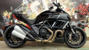 2011 Ducati Diavel. Everyones approved. Only $249 per month.