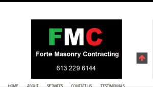 Forte Masonry Contracting