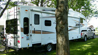 fifth wheel cruiser rlx 2012 légere 7632 lbs