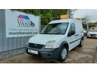 2013 Ford Transit Connect 1.8TDCi ( 90PS ) DPF T230 LWB, ONE COMPANY OWNED, 90K