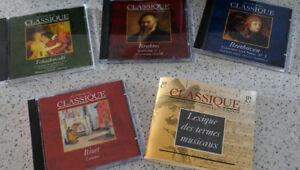 """Collection """"Au coeur du classique"""" 65 CD"""