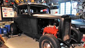 Original 32 Ford 3 window